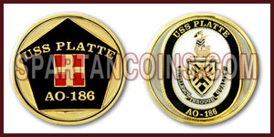 Custom & Premade Challenge Coins For Sale, SpartanCoins com