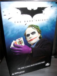 DC Direct The Dark Khight Joker action figure