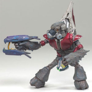 McFarlane Toys - Halo 3 Series 6 Red Grunt