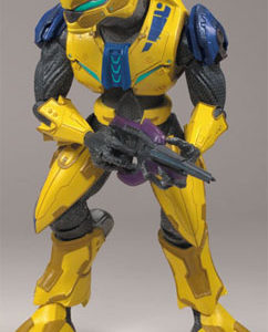 McFarlane Toys - Halo 3 Series 7 Yellow Elite Flight