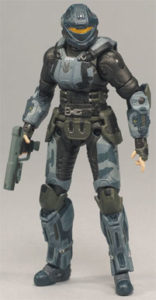 McFarlane Toys - Halo 3 Series 7 Oni Operative Dare