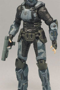 McFarlane Toys - Halo 3 Series 7 Oni Operative Dare