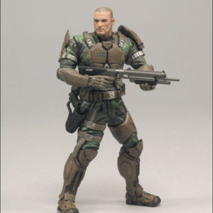McFarlane Toys - Halo 3 Series 7 Sergeant Forge