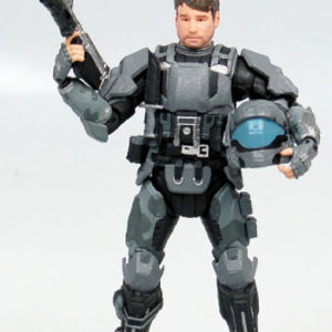 McFarlane Toys Halo 3 Series 8 - ODST: Buck