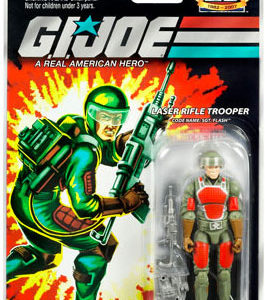 25th Anniversary GI Joe Flash action figure