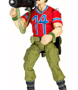 GI Joe Sgt Bazooka toy figure