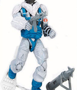 Cobra Snow Serpent - 3.75 inch GI Joe action figure