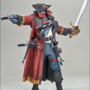 Spawn Series 34 - Pirate Spawn 2 action figure