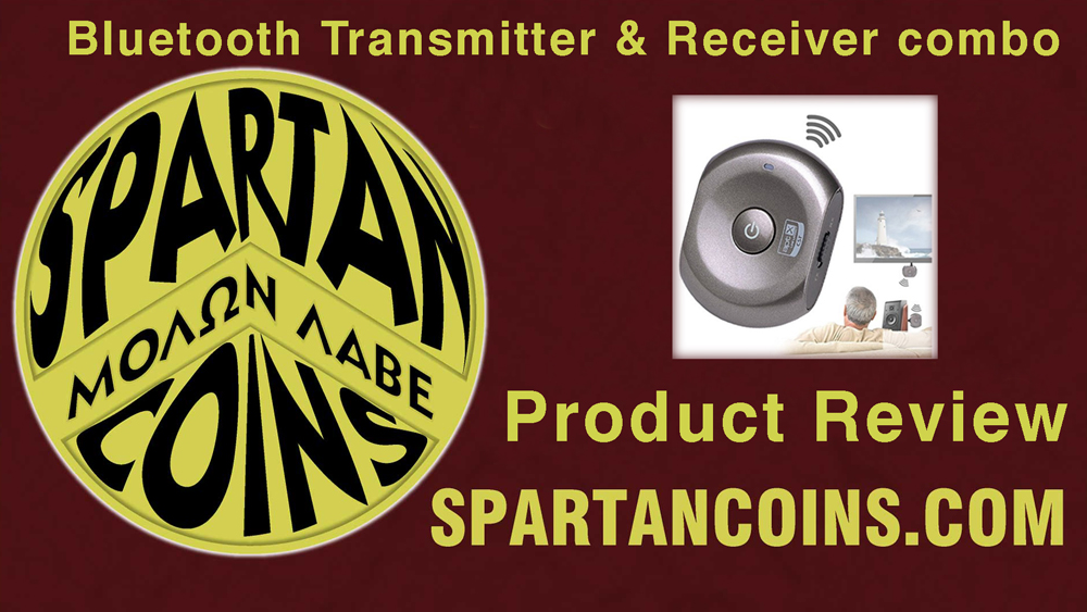 Product Review at SpartanCoins.com